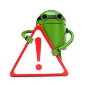 Error 110, Android, Google Play, el error 110
