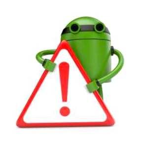 Error 110, Android, Google Play, el error 110