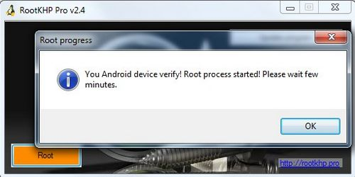 How to root Archos Core 50 use one click software