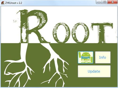 How to root SKY Mirach A use one click software