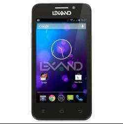 LEXAND S4A4 neón, los ajustes de android