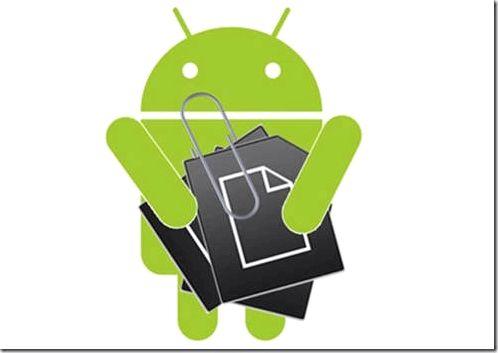 Cómo recuperar fotos borradas en Explay Android