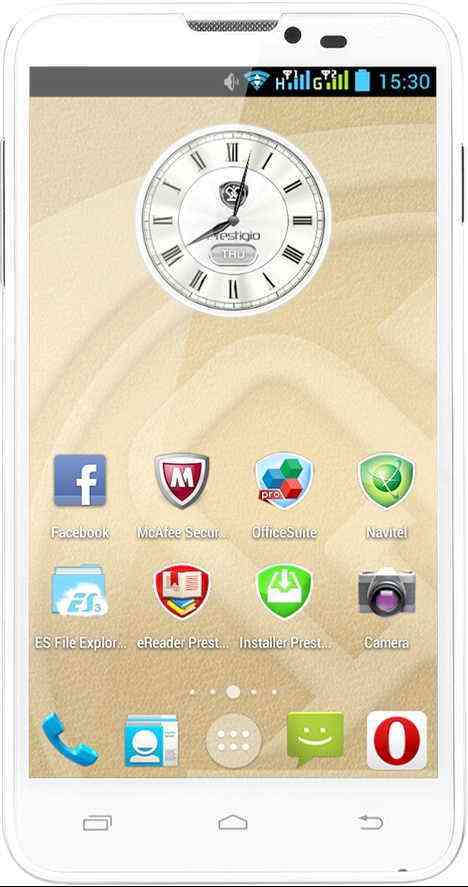 Prestigio MultiPhone 5307 DUO, Root, framarut
