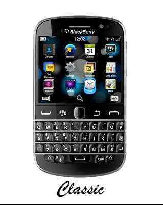 BlackBerry Clásico
