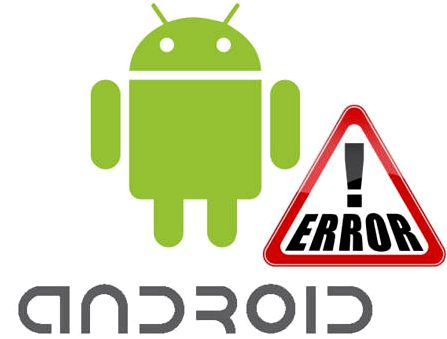 Error 0x10007 en Android
