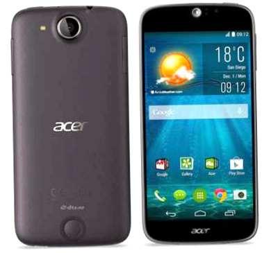 Acer Liquid Jade S, los derechos de root, la forma de la Root, manual