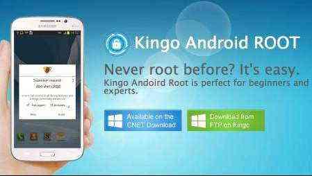 Acer Liquid Z200, Root, kingoroot