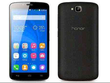 Huawei Honor Holly, los derechos de root