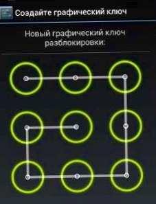 grafichesiky, la clave es establecer desbloqueo