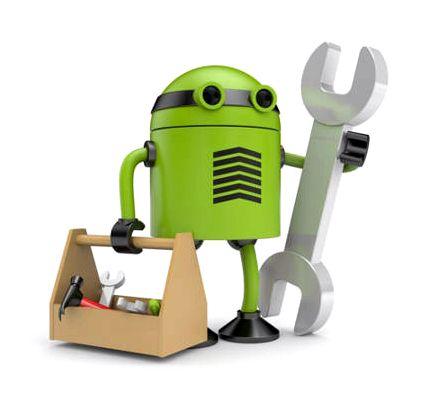 Medida Error en android