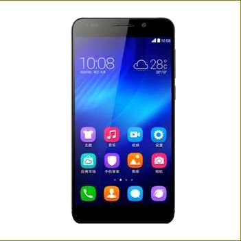 Huawei Honor 6 Plus, a la derecha de la Root, root