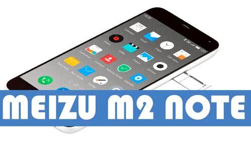 Meizu M2 Nota, firmware Meiz nota 2, la forma de la Root, root Law Review