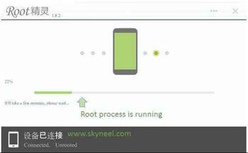 Root, androide, Micromax A190 lienzo, root