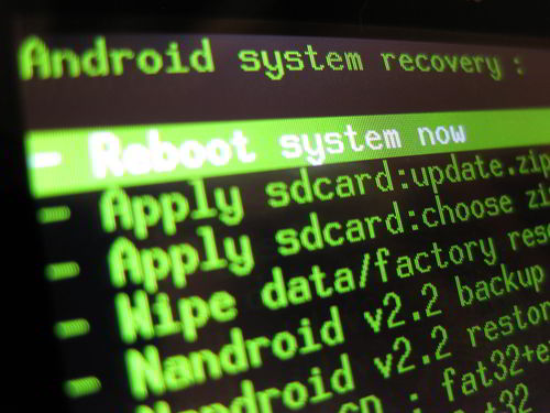 TWRP recovery how to install Philips W920 firmware