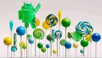 lolipop androide, una lista de dispositivos