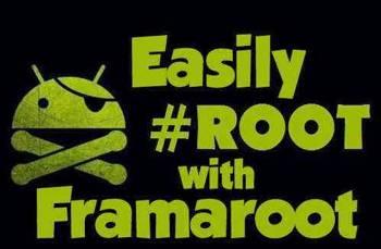 Root, framaroot, una lista de dispositivos