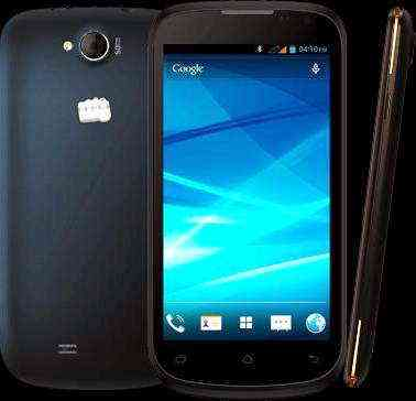 root, Micromax A93