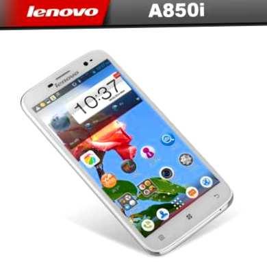 Lenovo A850i, los derechos de root, la forma de la Root, el problema, la captura de vídeo de Android