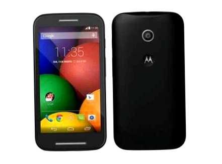 Motorola Moto E, cómo erradicar, los derechos de root
