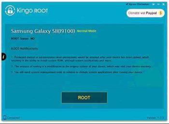 Root DNS Airtab MA7001. Kingo