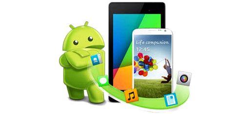 Restaurar la guía telefónica después de un reinicio en Android