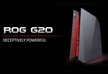 Asus, ROG G20, PC de escritorio