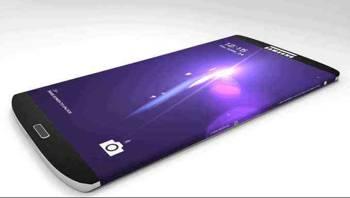 Samsung Galaxy S6 concepto foto