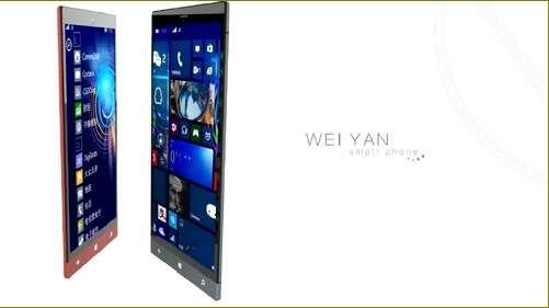 Wei Yan Sofía, ventanas 10, android, lollopop 5.0