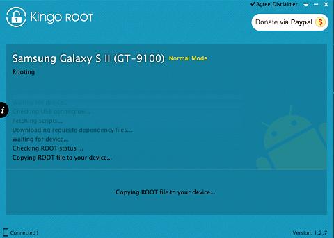 Llegamos a Root Samsung Galaxy J MAX