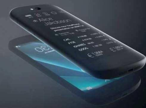 Yota Devices, Yotaphone, que el fabricante, la reclamación
